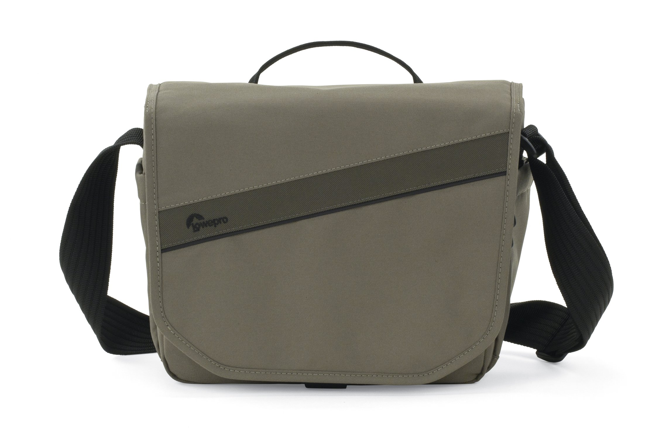 Lowepro Event Messenger 150 Camera Shoulder Bag - Lightweight Cross Body Camera Bag For Compact, DSLR, or Mirrorless