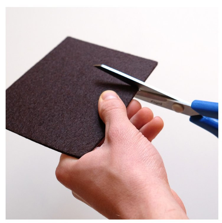 furniture adhesive felt pads/protector pads/furniture leg protection pads