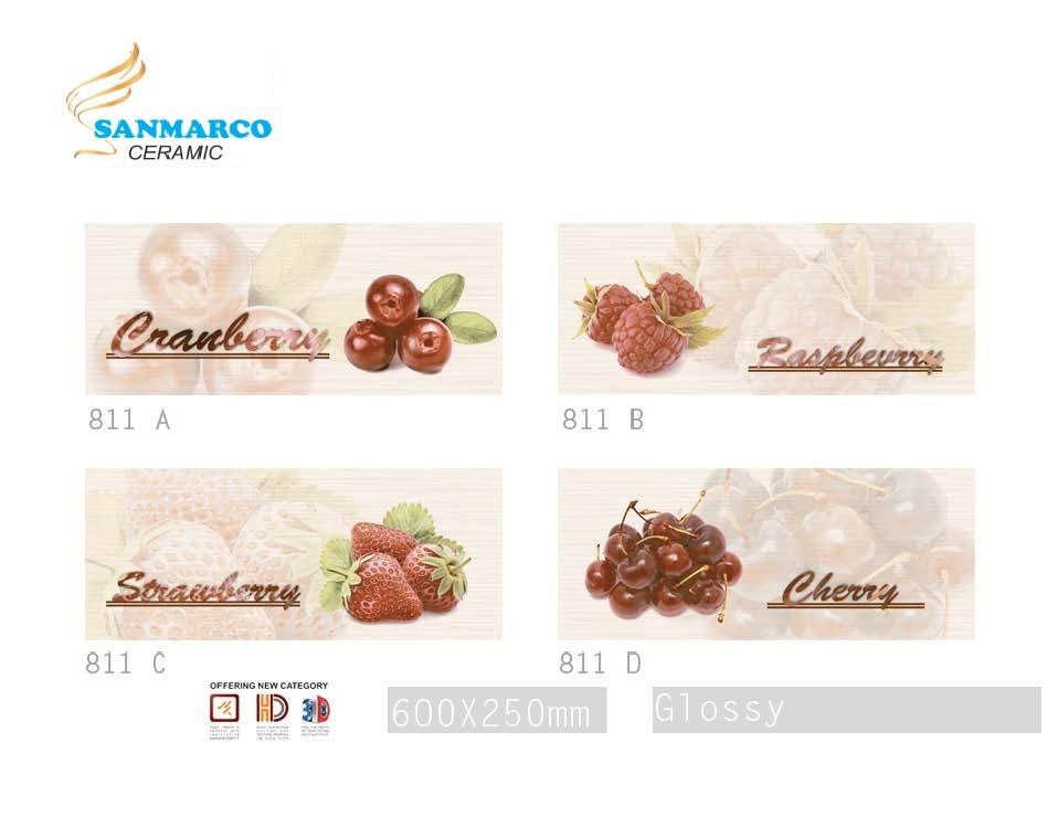 250x600mm Digital Ceramic Wall Tiles Italy Fashion Designs - Buy ...