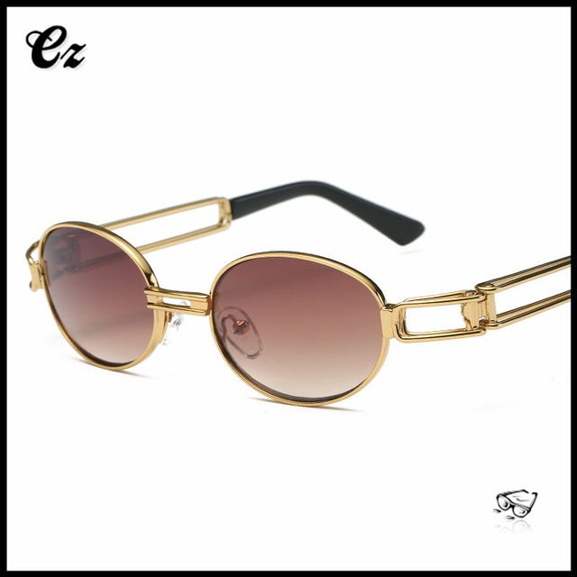 602efd1cf2 Korean style latest fashion 2017 men popular retro sunglasses with your  brand