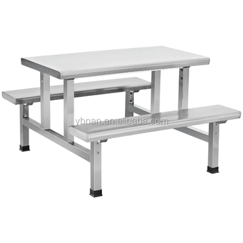 Stainless Steel Dining Table For Canteen Buy Dining Table Stainless Steel Dining Table Stainless Steel Canteen Table Product On Alibaba Com