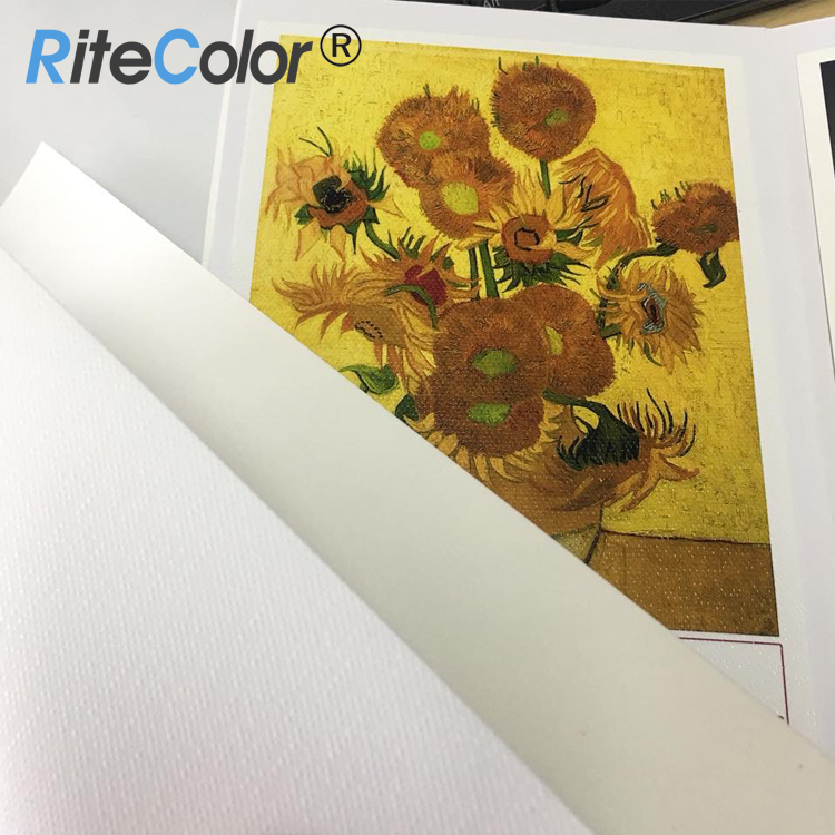 canvas inkjet paper canvas inkjet paper suppliers and manufacturers