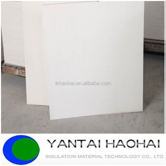 1150 Degree High Temprature Fireproof And Waterproof Calcium Silicate Board  For Inside Wall