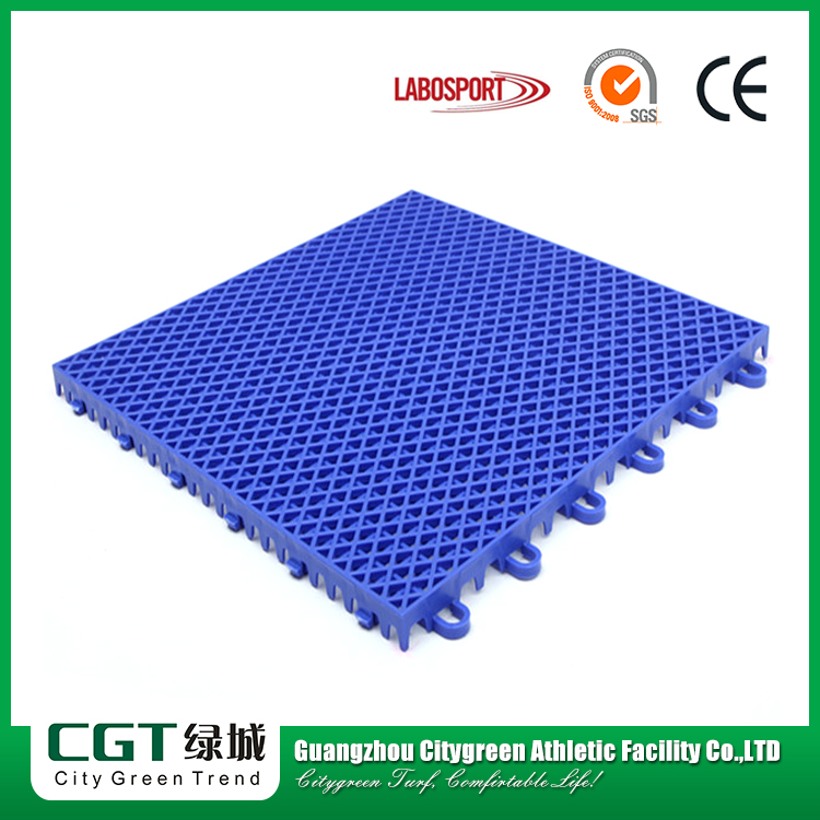 Futsal flooring outdoor/outdoor futsal court/outdoor basketball court rubber mat