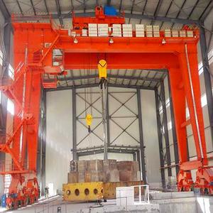 Single Girder Gantry Crane Plan, Single Girder Gantry Crane