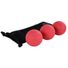 Fitness Peanut Shape Physical Therapy Double Lacrosse Massage Ball