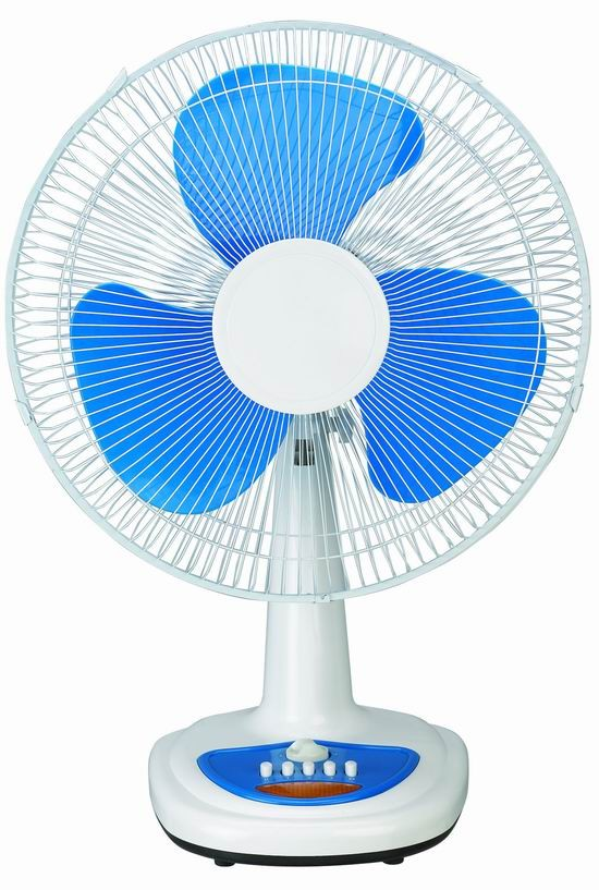 Buying Electric Fans : Quot inch simple design table fan without blade buy