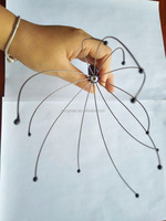 Competitive price Simple head massager spider