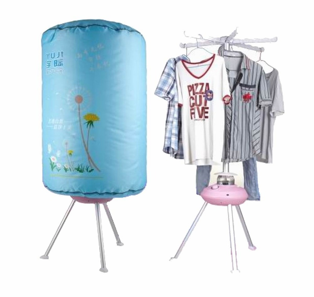 Charming Portable Electric Hanging Clothes Dryer Airer, Mini Baby Clothes Dryer