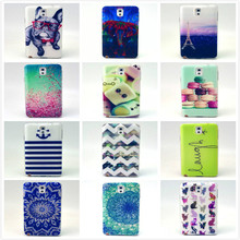 for Galay note 3 4 5 case SM-N9000 funny words silicon gel cases for Samsung Galay note 3 III note3 co but TPU back case cover