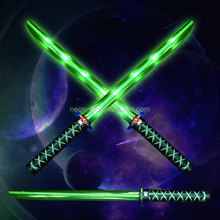 led toys gift for kids flashing novelty the light saber
