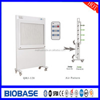 BIOBASE China House Air Purification Equipment QRJ-128 Air Purifier with Adjustable Air Velocity Cheap Price