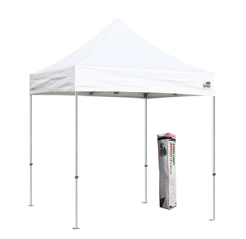 Get Quotations · Basic 8x8 Ez Pop up Canopy Party Tent Commercial Gazebo Bonus Deluxe Carry Bag (White  sc 1 st  Alibaba & Cheap Canopy Tent 8x8 find Canopy Tent 8x8 deals on line at ...