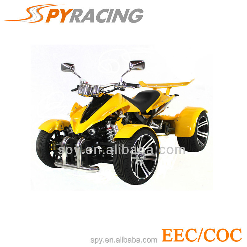 350CC quad for road use Upbeat Motorcycle 350cc Four Wheel Bicycle for ADULTS