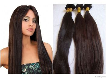 Wholesale cheap mongolian 100 human hair sew in weave light brown wholesale cheap mongolian 100 human hair sew in weave light brown silky straight hair extensions pmusecretfo Images