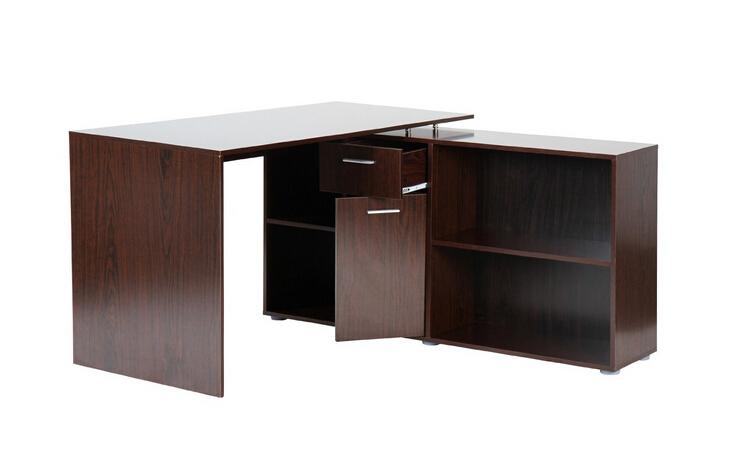 Modern Kayu Sudut Meja L Berbentuk Meja Sudut Dengan Dua Laci Bergerak Meja Kantor Rumah Meja Dx 8105 Buy Kantor Jati Meja Sudut L Berbentuk Meja