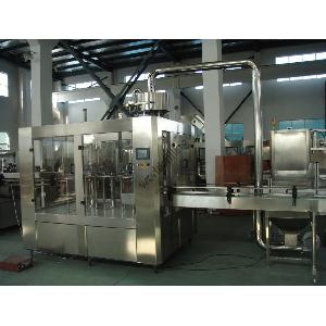edible oil filling machines and vegetable filler capper