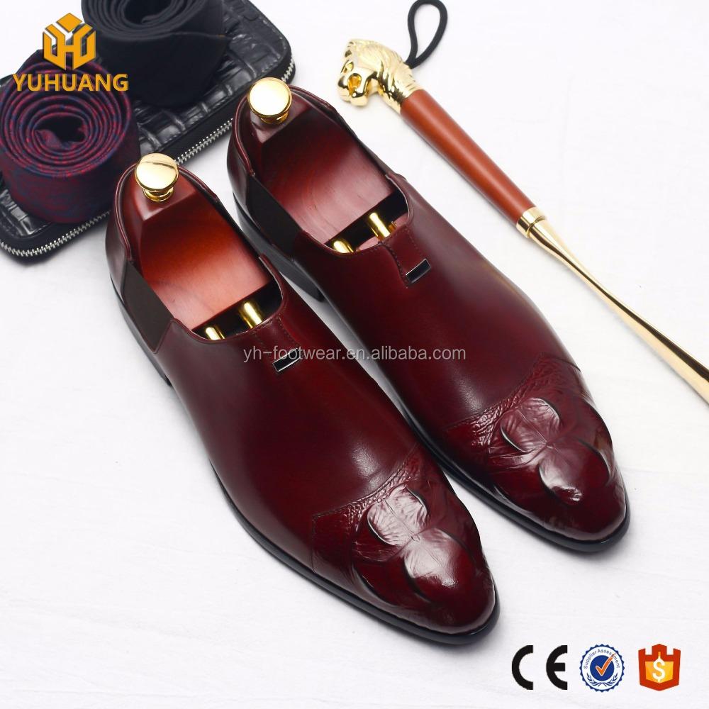 sole slip leather anti handmade men Mens shoes shoes latest fashion rubber f4wfgq