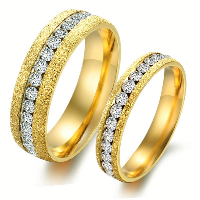Wholesale Jewelry Simple Design Saudi Arabia Couple Engagement Diamond Wedding Ring Gold View Wedding Ring Gold Swater Product Details From Dongguan Swater Accessories Co Ltd On Alibaba Com