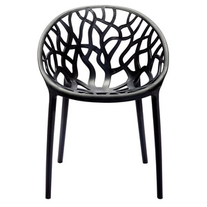 Wholesale Modern Outdoor Garden Chair PP Plastic Tree Chair