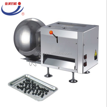 factory price automatic medicine herbal pill making machine