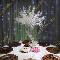 Crystal wedding tree centerpieces wholesale for table decor
