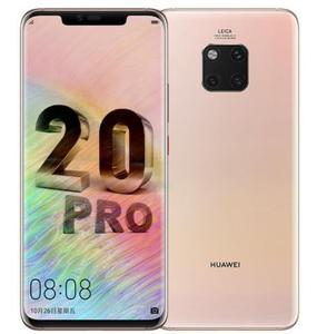 "HUAWEI Mate 20 Pro 4G LTE Mobile Phone Kirin 980 Android 9.0 6.39"" 3120x1440 8GB RAM 128& 256GB ROM 40.0MP IP68 NFC"