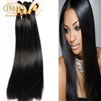 Aliexpress Wholesale Cheap Brazilian Virgin Straight Hair Weave Bundles Accept Paypal