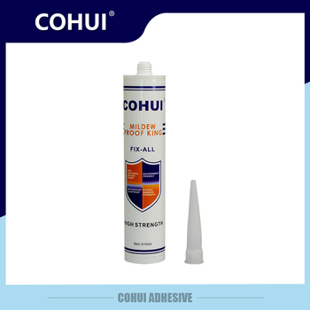 Bonding Glue for Sink on the Countertops