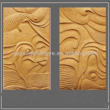 abstract relief sculpture for wall decoration : wall relief art - www.pureclipart.com