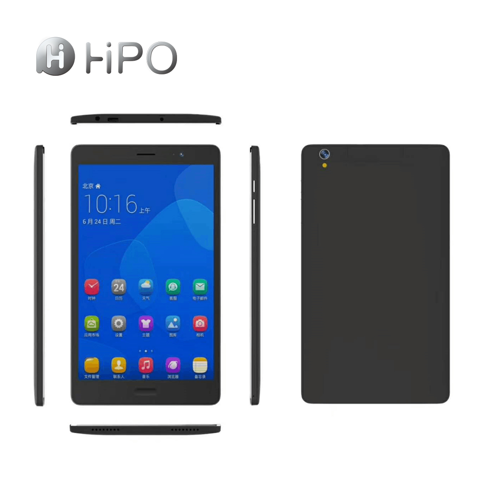 Hipo M8 Pro 8inch 2GB RAM Android NFC Tablet Custom Tablet PC From China Manufacturer