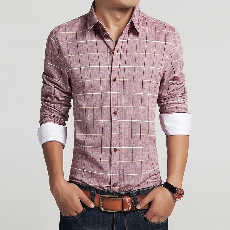 Vintage Style Mens Shirts. During the Victorian era a shirt was considered little more than an undergarment and a true gentleman would not be seen out of doors without a proper vest to cover his shirt.