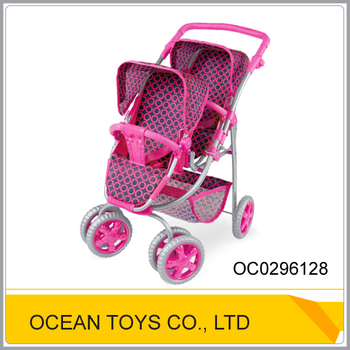 Top Quality Kids Toy Baby Doll Stroller Car Seat OC0296128