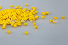 gold concentrator and great gloss yellow master batch