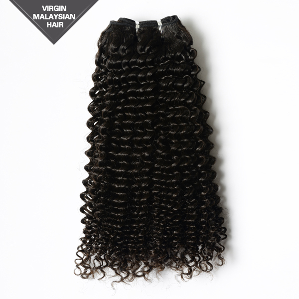 Hot Sale Unprocessed Natural Color 6 28 Length Single Drawn 100