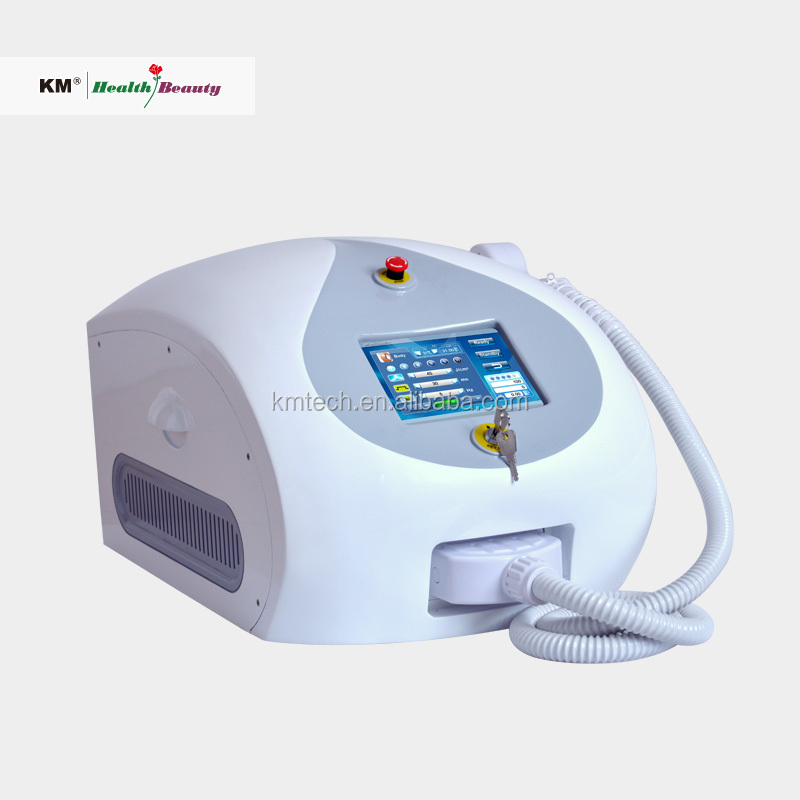 TEC cooling diode laser machine / 808 diode laser hair removal / laser diode 808 for skin rejuvenation