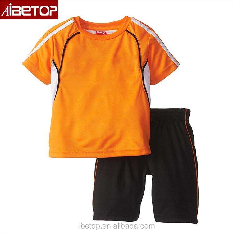 0c46ab395ad58 2018 de sublimación de ropa deportiva para niños traje de los niños de fútbol  niños uniformes