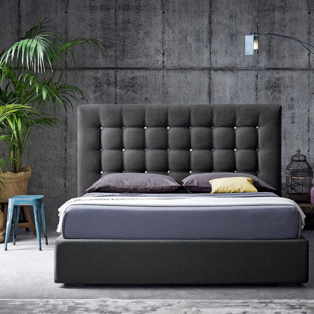 Modern Fabric Chester Bed Fashion Art Design Bedroom Furniture Set Storage Box Optional Chestrfield Style Buy Super King Size Bed Luxury Furniture King Size Bed Queen Size Bed Trundle Beds Product On Alibaba Com