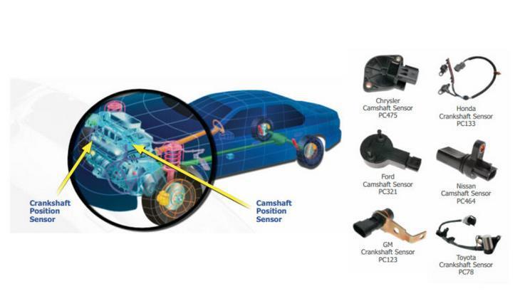 mazda 3 crankshaft position sensor location
