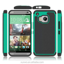 Hight quality Shockproof Tpu PC Case For htc one x,Football lines phone case for htc one x