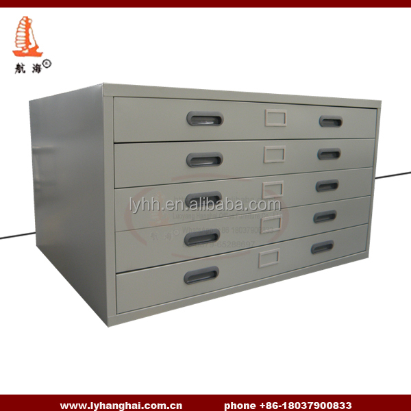 Architectural Plans Engineering Drawings Lockable 5 Drawers Steel ...