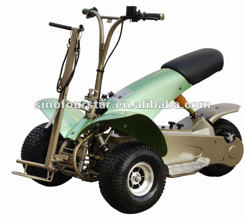 2012 New Design Powerful Sport Electric Golf Buggy With Trailer SX-E0906