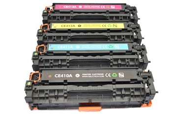 305a Toner Cartridge Ce410 411 412 413 Series For Hp Laser Printer ...