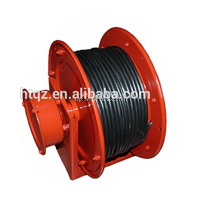 Professional Manufacturer Electrical Cord Storage Reel Heavy Duty  Retractable Cable Reel