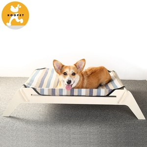 Popular Dog Products Wooden Elevated Raised Dog Bed