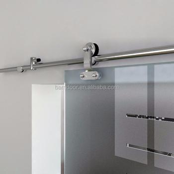 Stainless Steel Frameless Glass Sliding Door Rollerssliding Glass