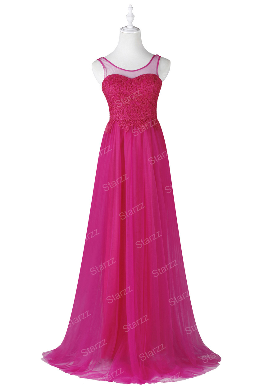 Cheap pink lace bridesmaid find pink lace bridesmaid deals on get quotations 2015 free shipping starzz black champagne blue medium violet red aquamarine pink cheap bridesmaid dresses long ombrellifo Image collections