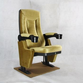 Best Selling Reclinable Back Chair Cinema Chair Theater Chair