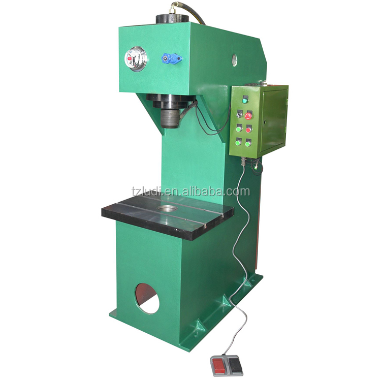 China Manufacturer Customized Y41 100 Ton C-frame Hydraulic Press ...