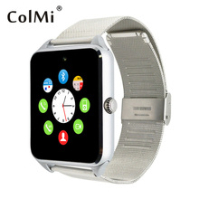 Smart Watch GT08 Plus Clock Sync Notifier Support Sim Card Bluetooth Connectivity Android Phone Smartwatch Alloy Watch